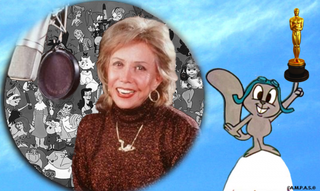 Illustration for article titled Rest in Peace, June Foray