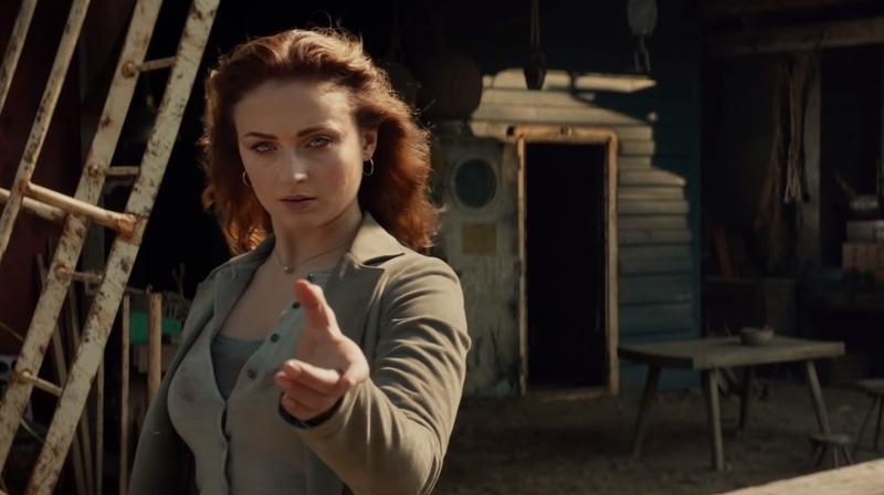 Jean Grey is back. Again.