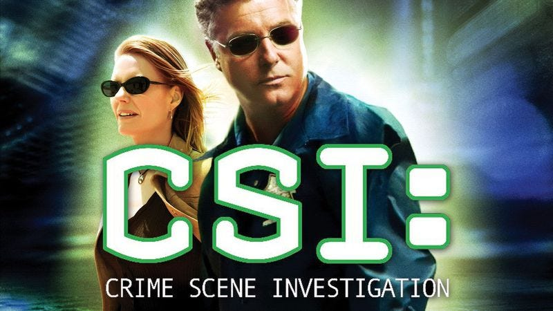 Illustration for article titled All 50 trillion episodes of CSI are coming to Hulu
