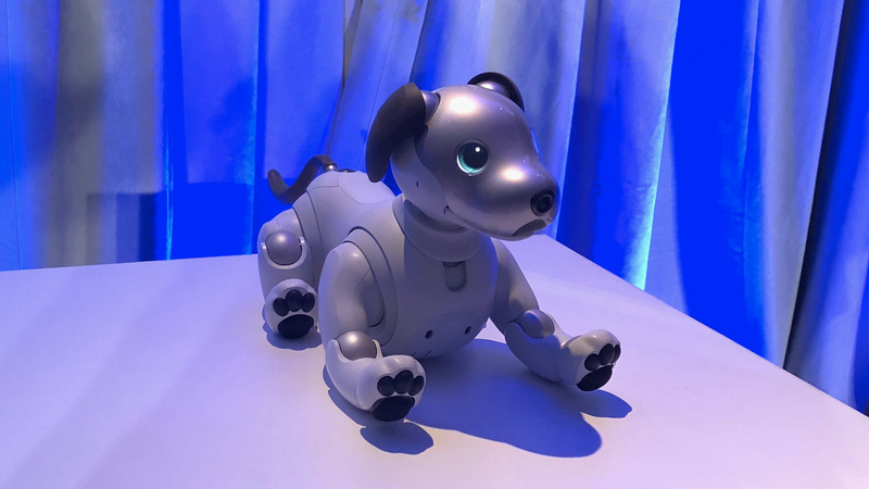 Illustration for article titled Sony's Robot Dog Aibo Will March Its Paws to American Homes in September for $2,900 a Pup