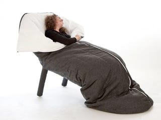 The Slanket Armchair For Next Level Warmth