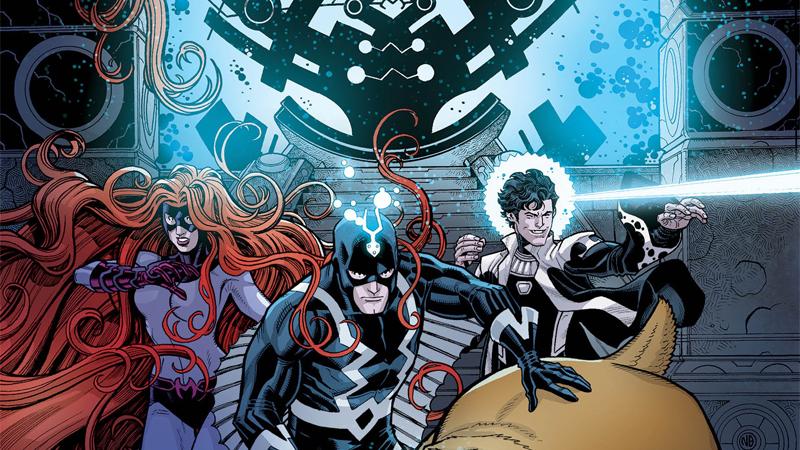 Image: Marvel Comics. Art by Nick Bradshaw.