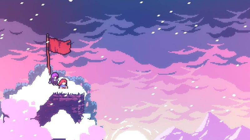 Illustration for article titled It's Hard Playing Difficult Games After Celeste