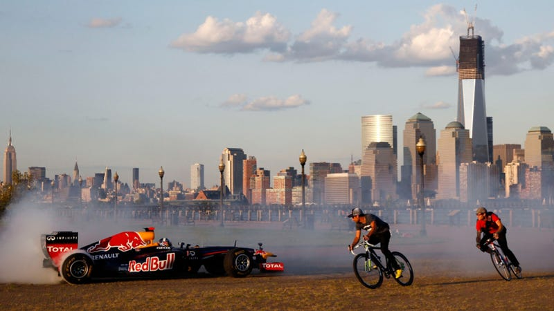 Illustration for article titled New Jersey F1 Race That Was Never Going To Happen Isn't Going To Happen