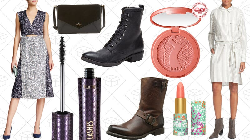 Illustration for article titled Today's Best Lifestyle Deals: Frye Boots, Nordstrom Rack 'Clear the Rack', Tarte Cosmetics, and More