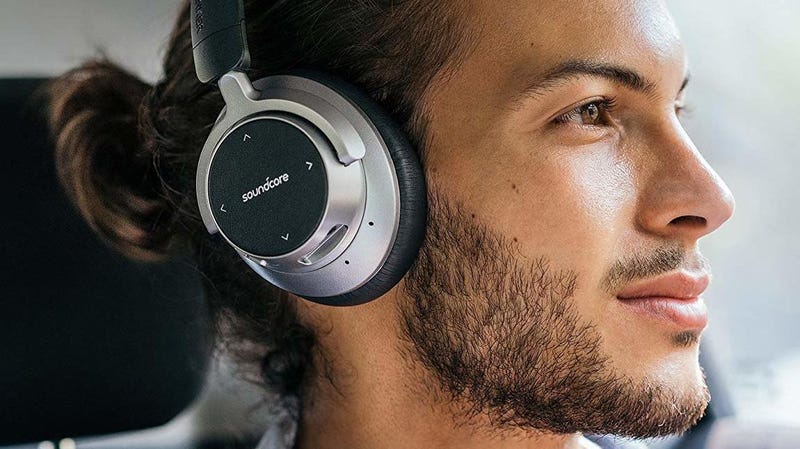 Anker Soundcore Space Noise Canceling Headphones | $80 | Amazon