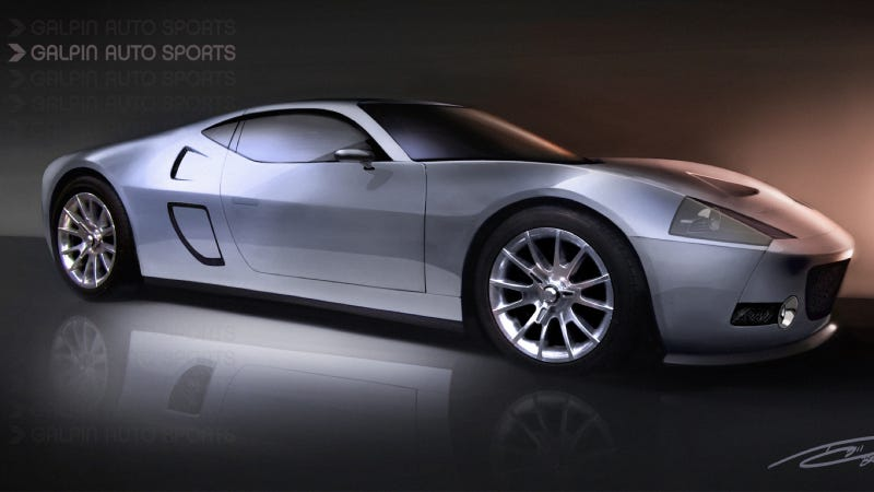 Illustration for article titled The 1,024-HP Galpin Ford GTR1 Could Be A GT40 For The 21st Century