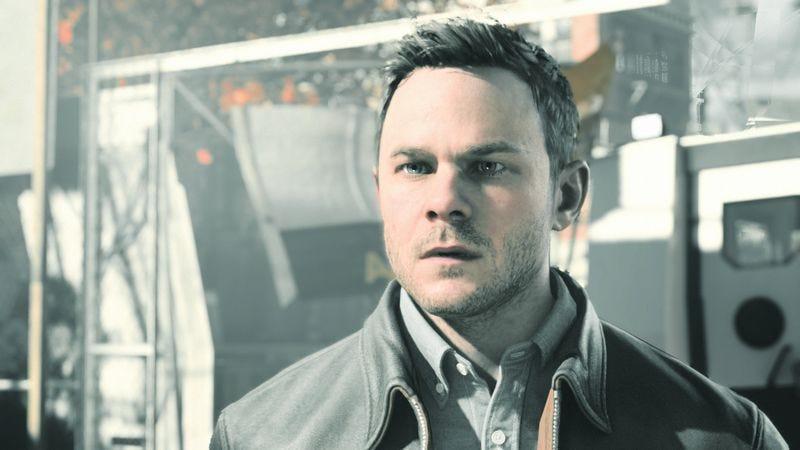 Shawn Ashmore stars in Quantum Break