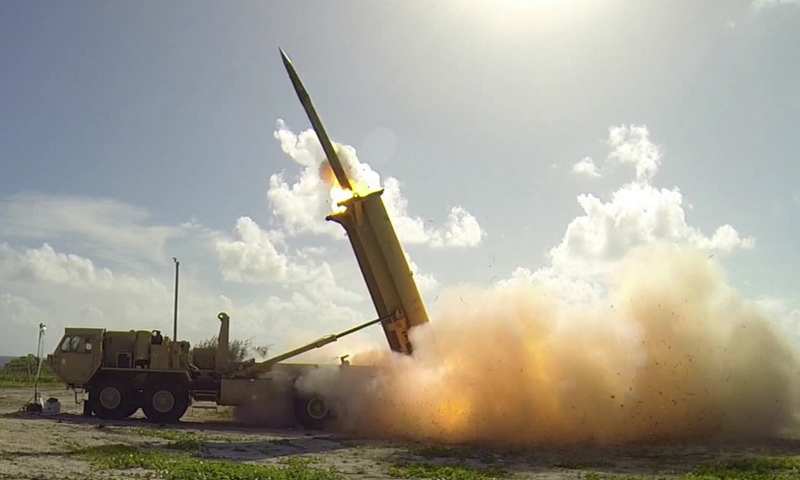U.S. successfully tests THAAD missile system amid North Korean tensions