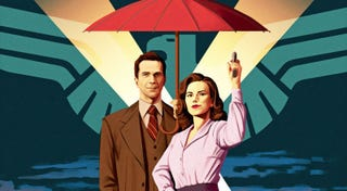 Illustration for article titled Agent Carter Is Probably Doomed andMarvel's Most Wanted Might Be in Trouble Too