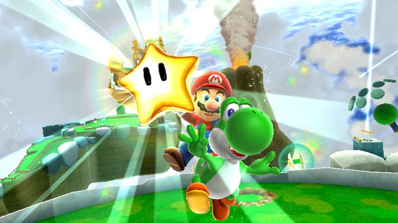 Illustration for article titled Super Mario Galaxy 2 Review: In Praise Of Superfluous Mario