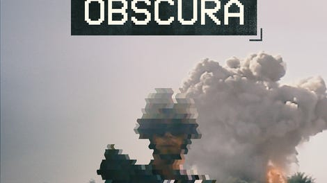 The gripping, numbing Combat Obscura detonates fantasies of