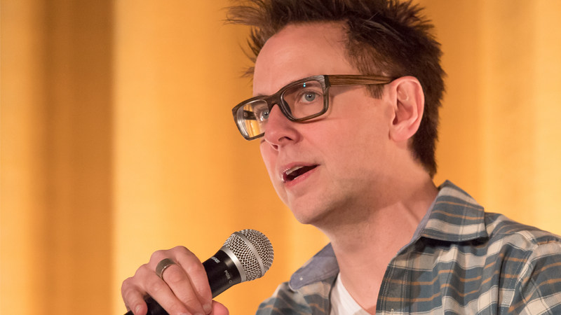 Director James Gunn has been fired from Guardians of the Galaxy Vol. 3.