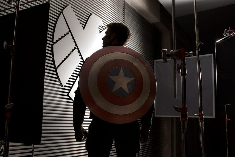 Illustration for article titled First official image for Captain America: The Winter Soldier