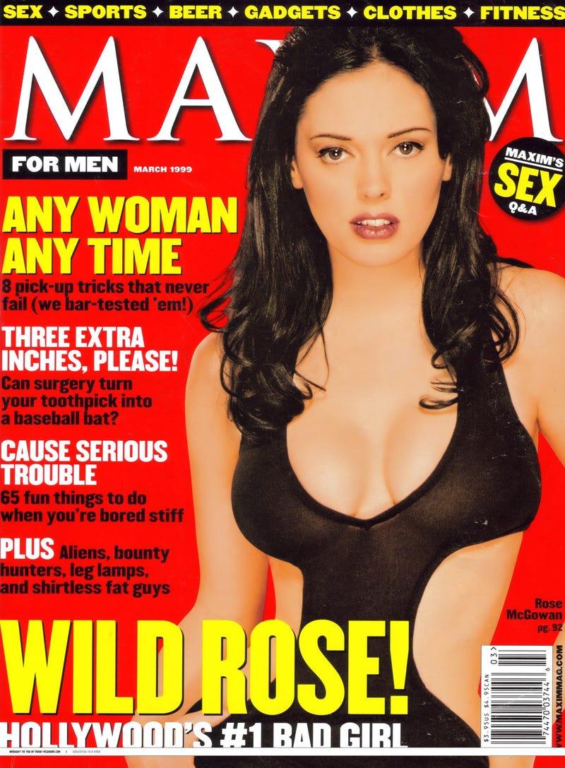 фото из максим журнала