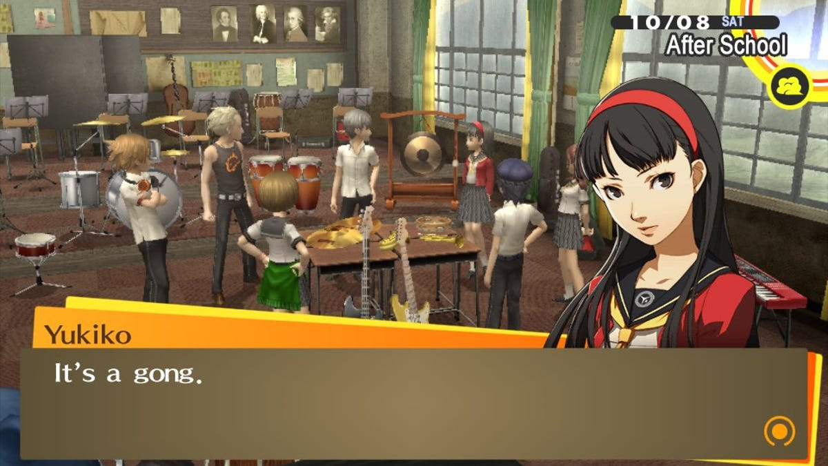 Persona 4 Golden: The Kotaku Review