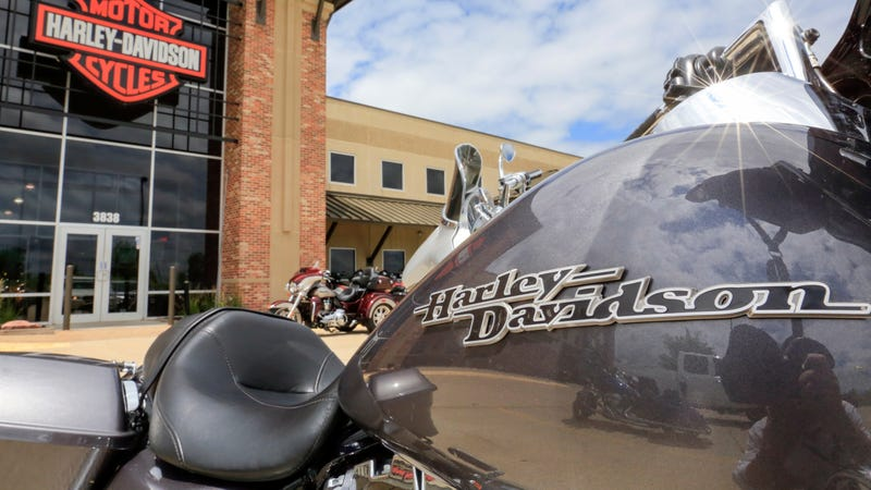 Illustration for article titled Harley-Davidson on Trump's Trade War: 'We Believe in a Fair Playing Field'