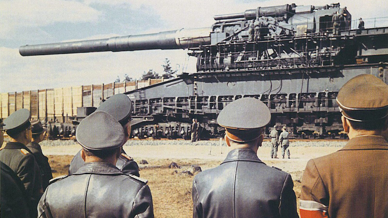 11 Jaw-dropping Weapons From World War II You Probably Never