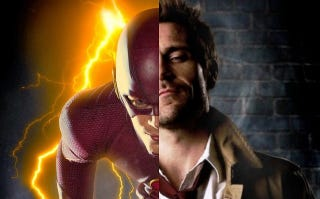 Illustration for article titled First Impressions: Is The Flash or Constantine 2014's Break-Out Show?