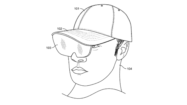 Google Glass Was Ugly, but Facebook s AR Baseball Hat Might Actually Be Worse
