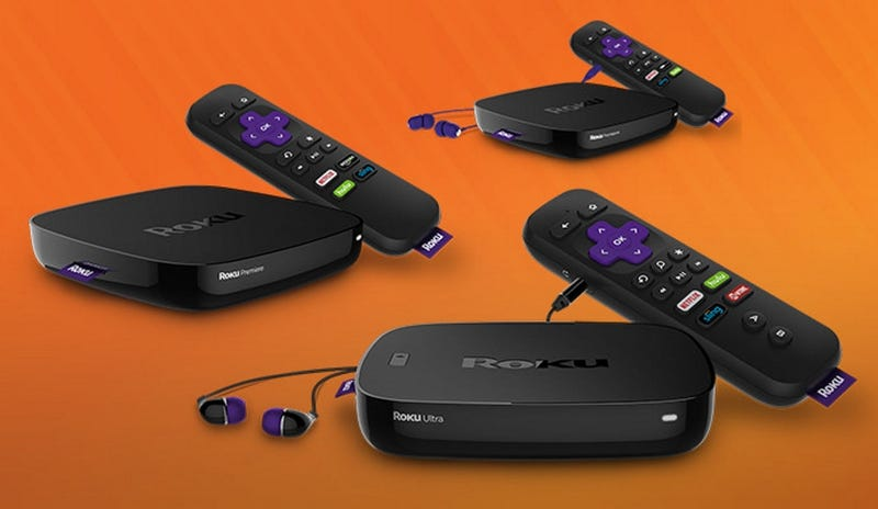 Illustration for article titled Roku Unveils All New 4K, HDR-Compatible Streaming Set-Top Boxes
