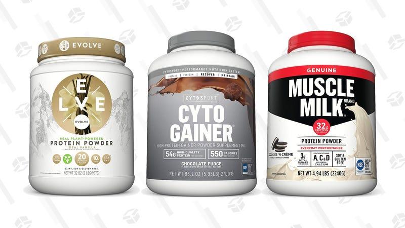 Muscle Milk Gold Box | Amazon