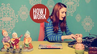 Illustration for article titled I'm Felicia Day, and This Is How I Work