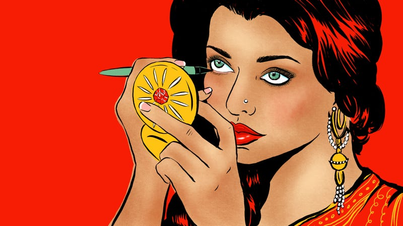 Illustration for article titled How to Be Pretty in India