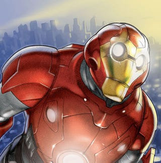 Illustration for article titled Orson Scott Card Explains The Problem With Iron Man