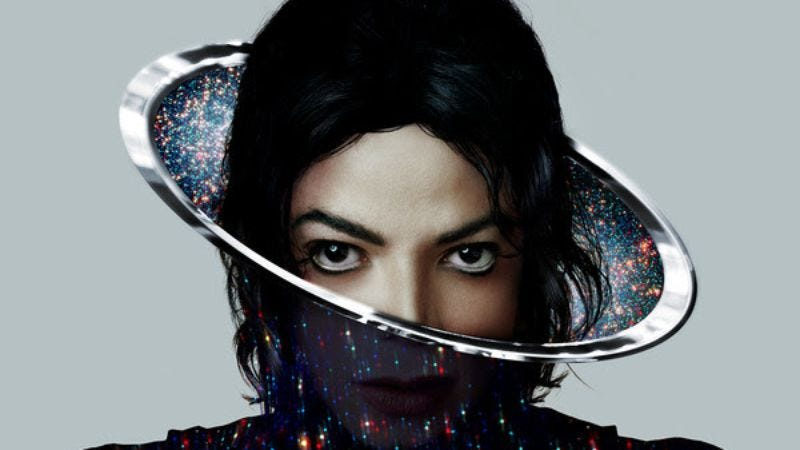 Illustration for article titled There's a new Michael Jackson record coming this May