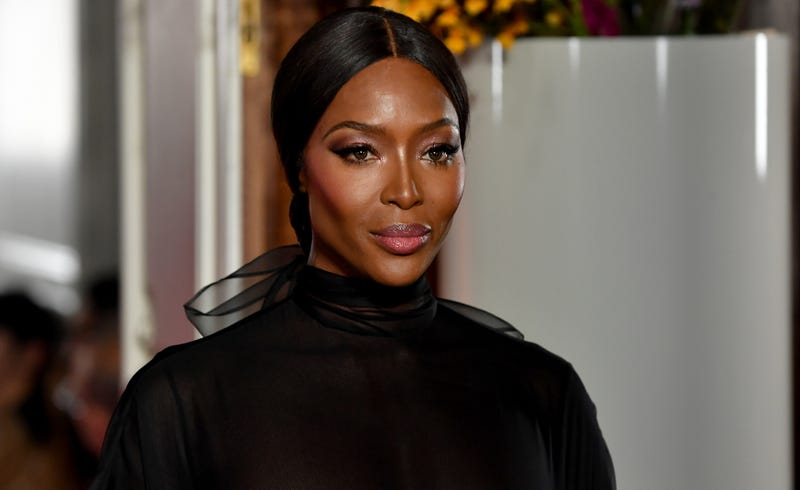 Naomi Campbell walks the runway during the Valentino Spring Summer 2019 show as part of Paris Fashion Week on January 23, 2019 in Paris, France.