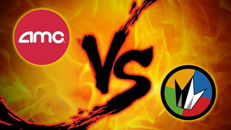 Illustration for article titled Movie Theater Showdown: AMC vs. Regal