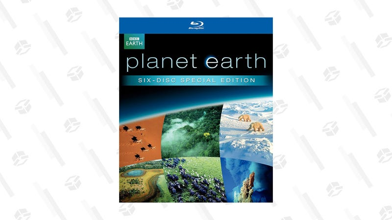 Planet Earth Six Disc Special Edition | $10 | Amazon