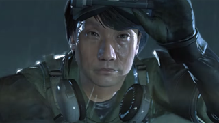 Illustration for article titled Fans Make Hideo Kojima Playable in Metal Gear Solid V: Ground Zeroes