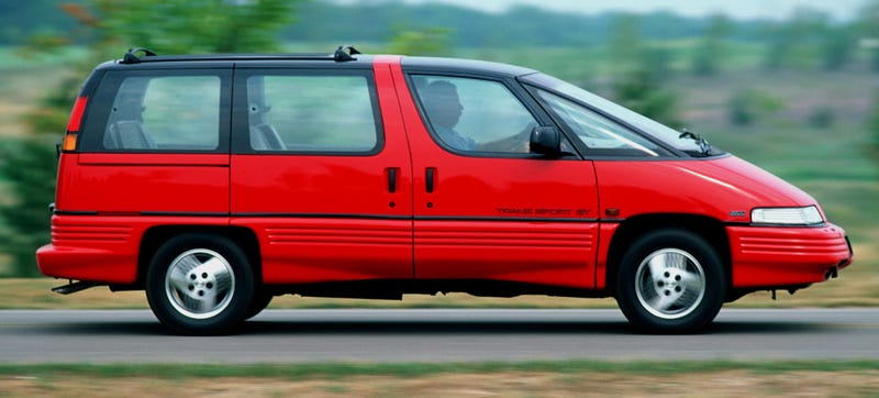 Illustration for article titled Was This GM Minivan The Greatest Letdown In Automotive History?