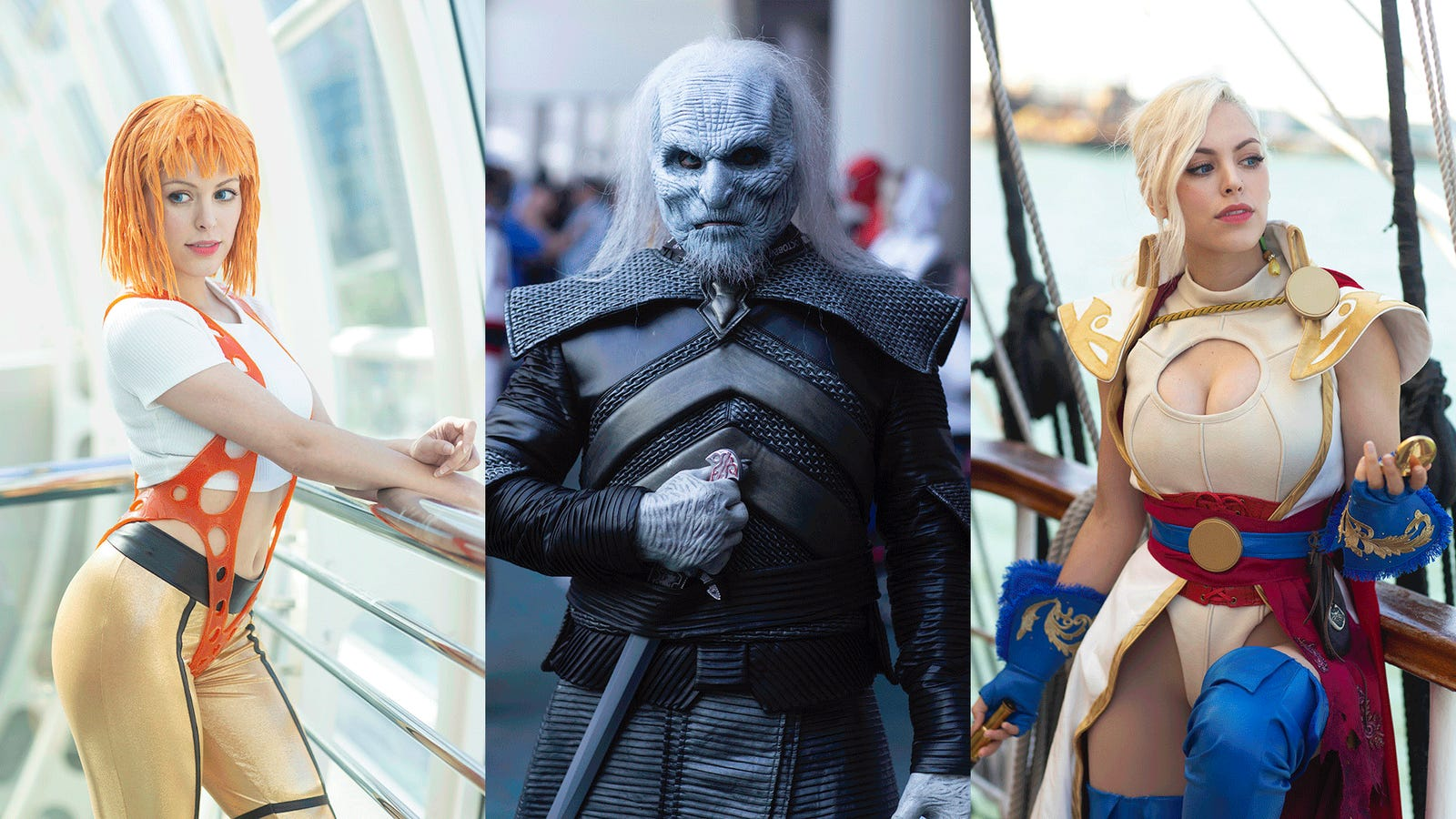 Our Favorite Cosplay From San Diego Comic-Con 2019