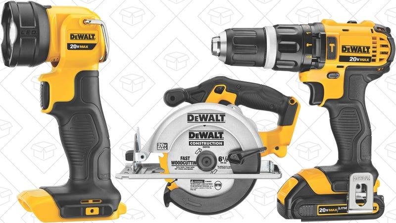 DEWALT Tool Bundle Deals