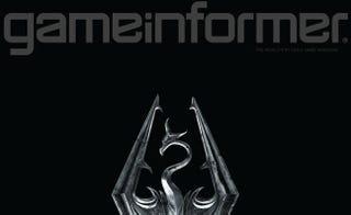 Illustration for article titled This Elder Scrolls V: Skyrim Magazine Cover Has A Secret