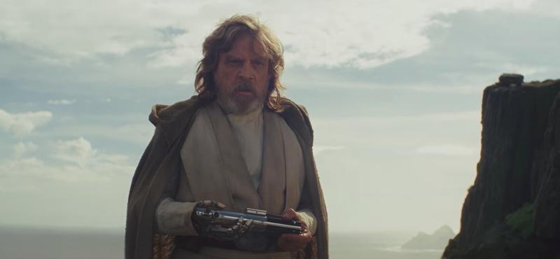Illustration for article titled Mark Hamill revela cómo cambiaron el final de The Force Awakensa última hora para dar pie a The Last Jedi