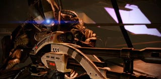 Illustration for article titled Fresh Mass Effect 2 Trailers Show The Darker, Boozier Side Of The Galaxy