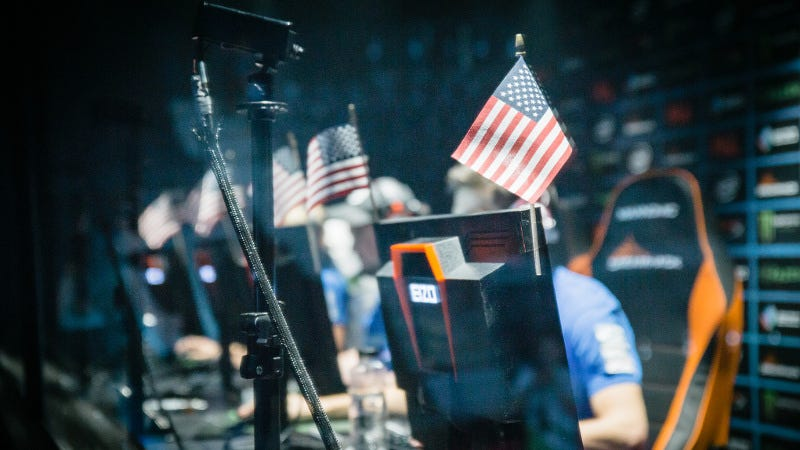 Illustration for article titled America Narrowly Avoids Humiliation At Home Counter-Strike Tournament Qualifier