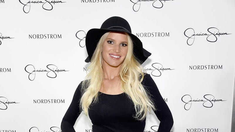 Illustration for article titled Weight Critics Inspired Jessica Simpson to Help Other Women Get Thin