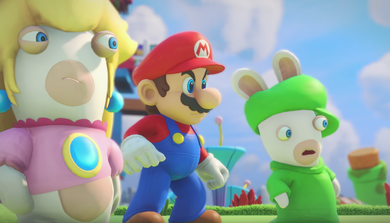 Illustration for article titled The Internet Is Coming Around On Mario + Rabbids