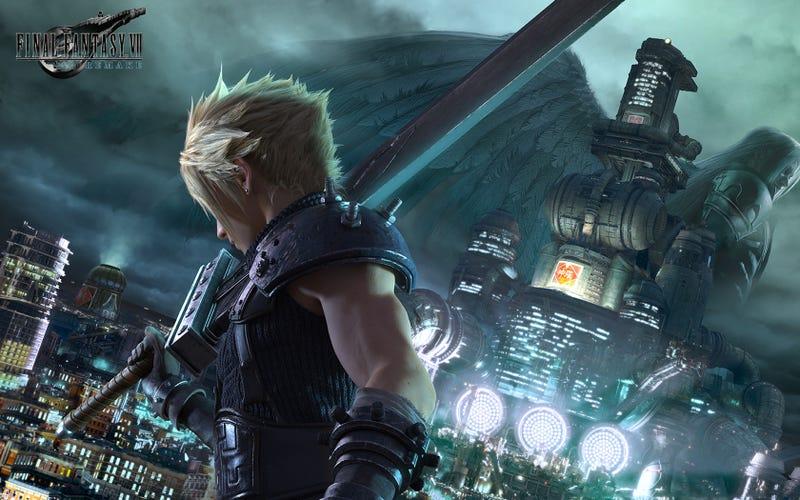 Illustration for article titled Nyren's Corner: Good News & Bad News for Final Fantasy VII Remake
