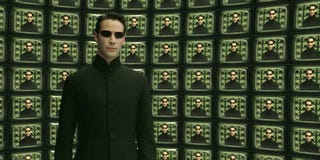 Illustration for article titled The best of last night's Matrix Reloaded Commentary Twack