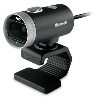 Illustration for article titled Coming Soon: Microsoft's Beefed-Up 720p LifeCam Cinema Webcam