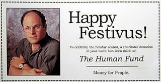 Illustration for article titled Happy Festivus, Oppo