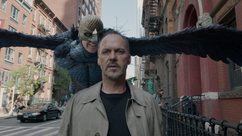 Illustration for article titled The Screen Actors Guild loved Birdman, thinks Benedict Cumberbatch is dreamy