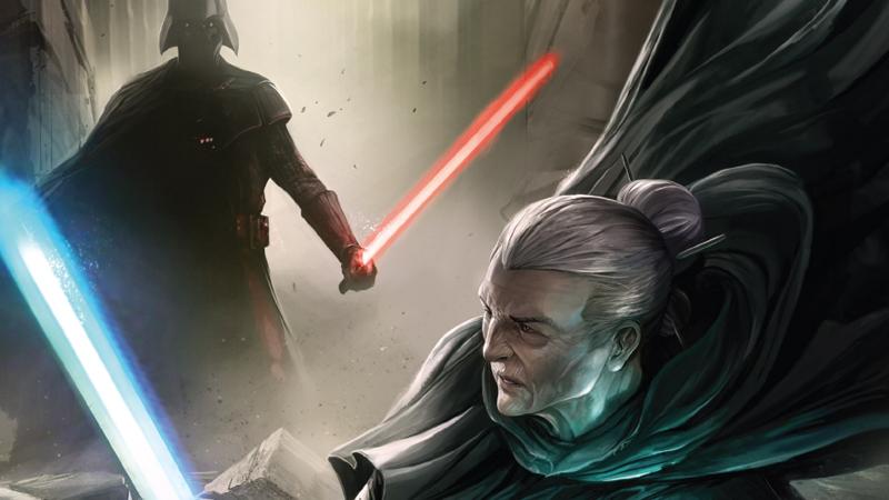 Image: Marvel Comics: Darth Vader #10 cover art by Giuseppe Camuncoli and Francesco Mattina.