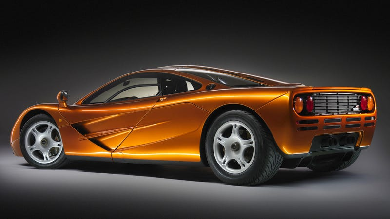 this oral history of the mclaren f1 will make your heart swell and